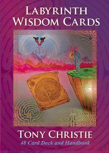 labyrinth wisdom cards