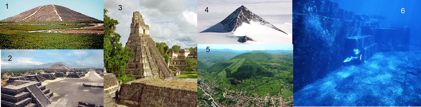 meer over piramides